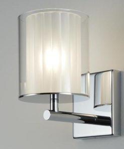 Opsætning & ophængning af væg lampe inkl. el-tilslutning kr 295
