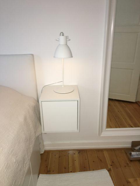 Ophæng vægmontering natbord 1