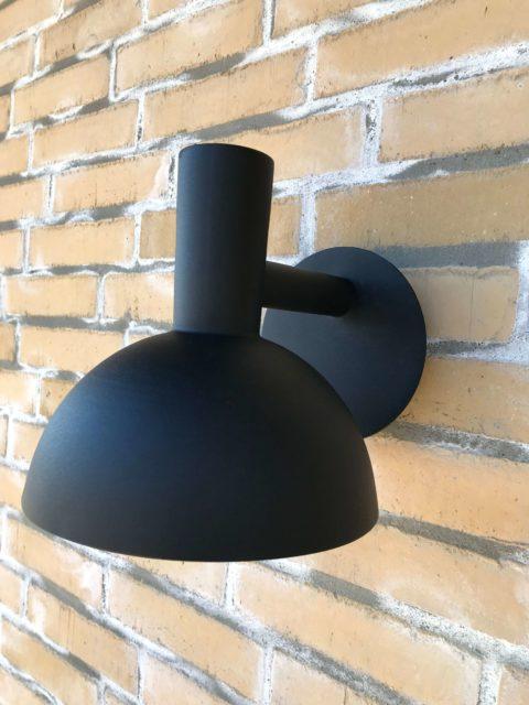 Montering installering udendørs lamper