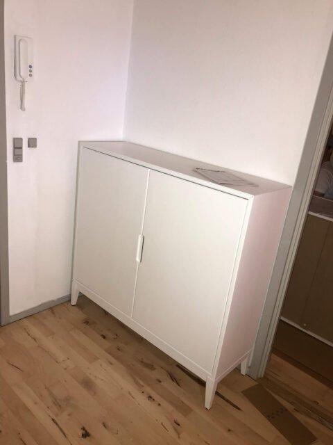 Samle IKEA REGISSÖR skab